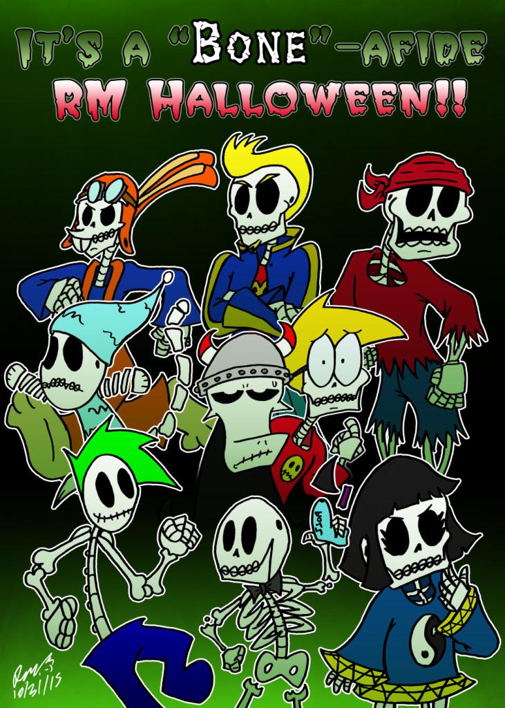 RM Halloween 2015