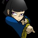 Tamashi pout