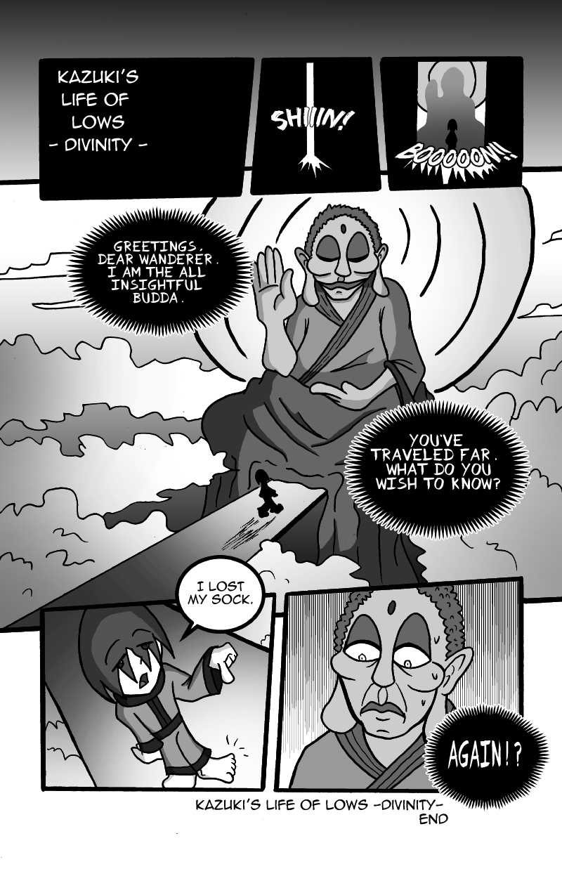 Ch B Kazuki – Page 1