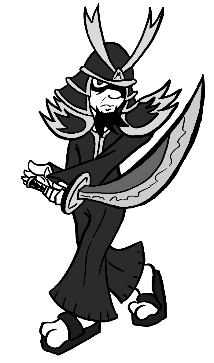 Calm Warrior