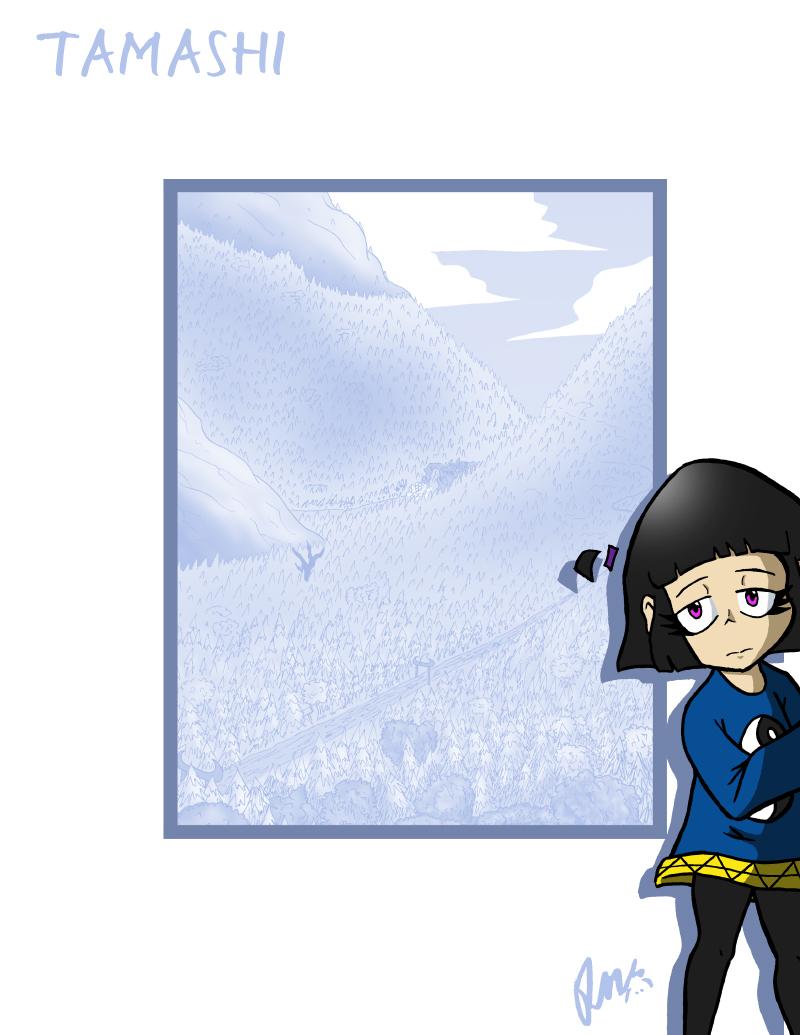 Tamashi Canvas