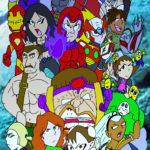 Super Marvel vs Capcom 3 Poster copy