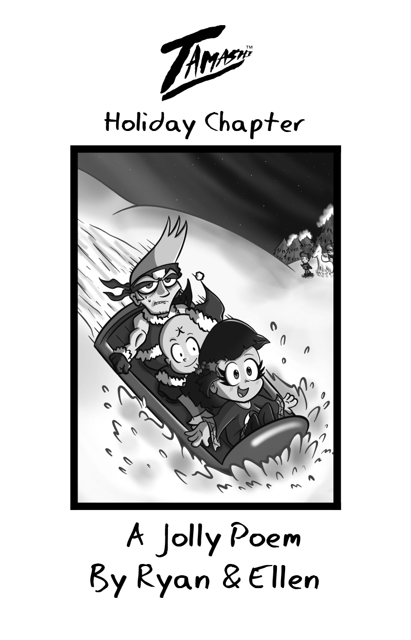 Holiday Chapter Cover