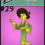 29 Lady Motaka X Bellville