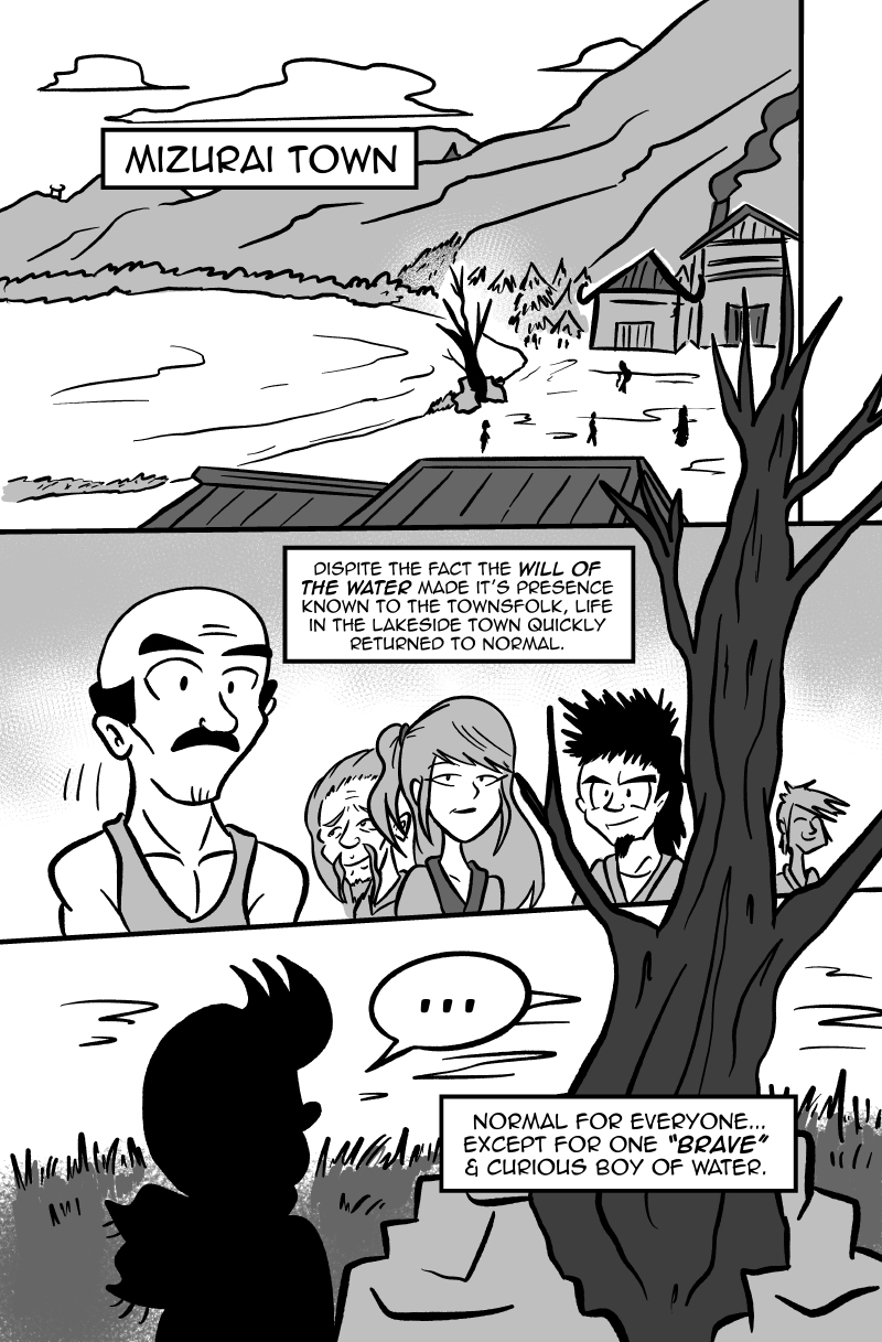 Side Chapter Ehako – Page 1